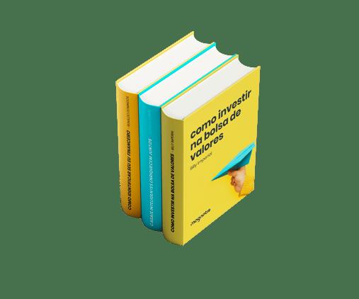 Biblioteca de Finanças e Investimentos - Kit de Microbooks